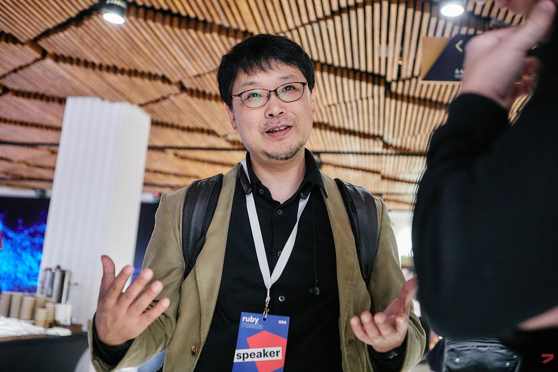 Ruby Creator Yukihiro Matsumoto Interview